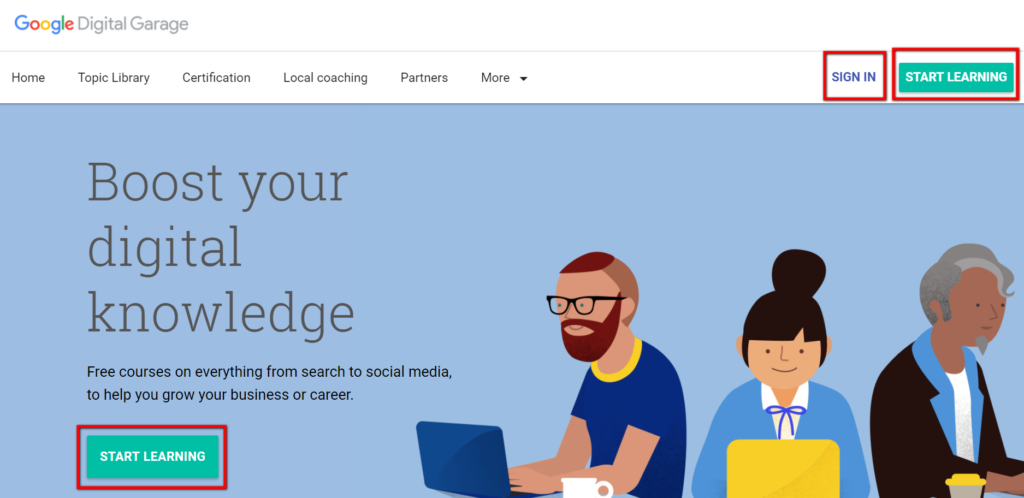 Google Digital Garage Certification : A Complete Step By